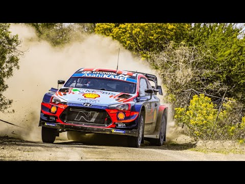 Rally Mexico 2020 - Day 1 Highlights