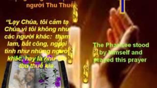 Dụ ngôn người Biệt Phái và người Thu Thuế  (CN_XXX-C)