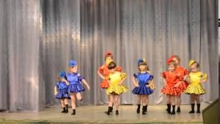 Дети таланты  Танец буги вуги   Танцуют малыши