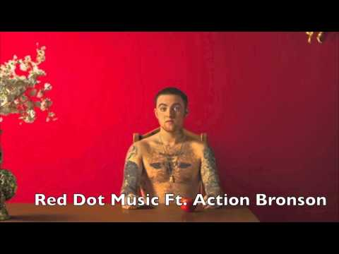 Mac Miller -Red Dot Music Ft. Action Bronson (Watching Movies with the Sound Off)