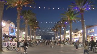 Yellow Tier Friday marks the first night out for some Angelenos