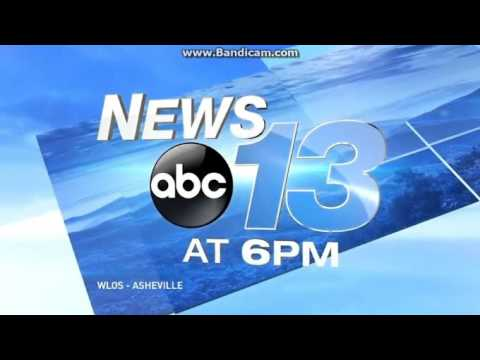 WLOS: News 13 At 6pm Open--01/11/16