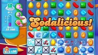 Let's Play - Candy Crush Soda Saga (Level 1555 - 1557)
