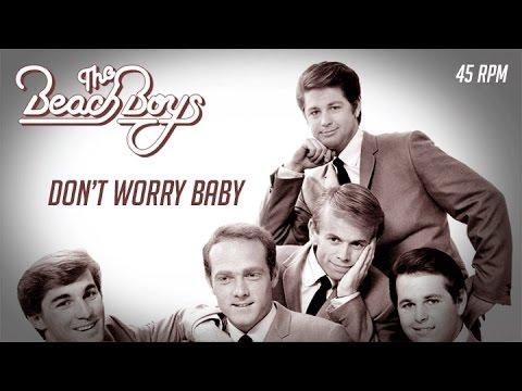 Don't worry baby - The Beach Boys - Vinilo 45 rpm (1963 - 1964)