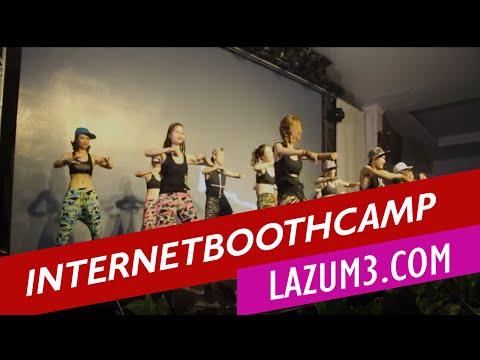 Nhảy zumba   Daddy   InternetBootCamp2016   LaZum3   Zumba Fitness VietNam