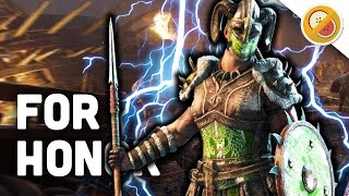NEW VALKYRIE AND THE 1V4 ACE! - For Honor Gameplay