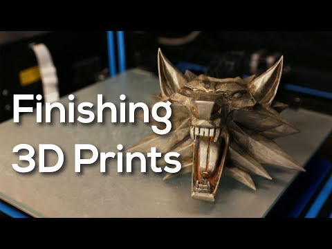 3D Print Post-Processing Guide