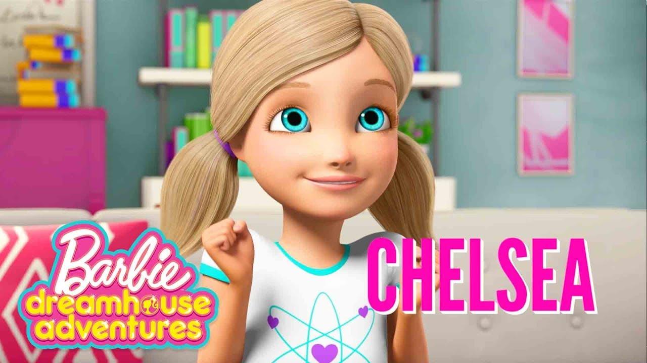 Barbie France 💖Rencontrez Chelsea! 💖Barbie Dreamhouse Adventures 💖Dessins Animés De Barbie