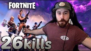 Fortnite 26kill game