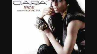 Ciara- Ride Ft Ludacris (Basic Instinct)