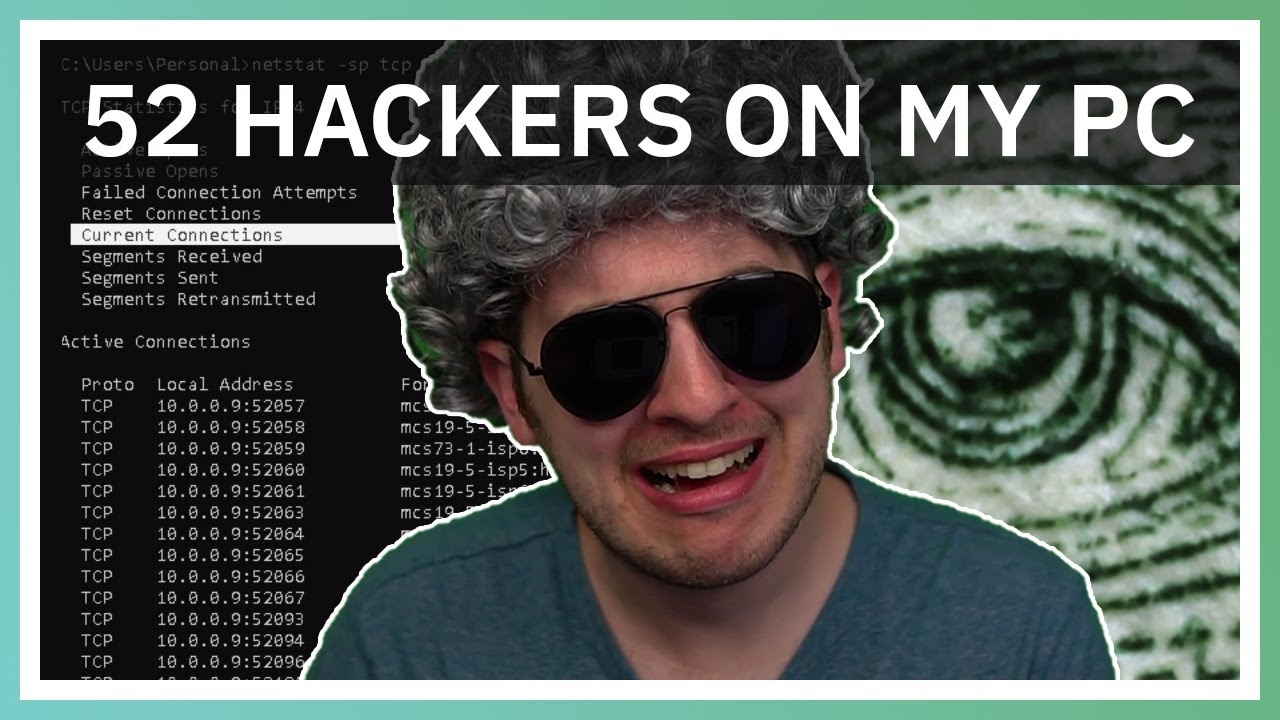 52 Hackers Were Found On My Network (by scammers)