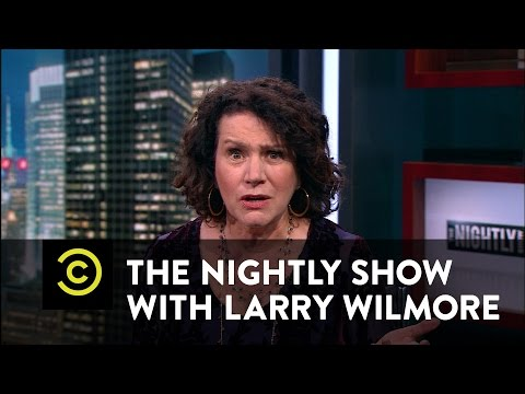 The Nightly Show - Lady Viagra - Susie Essman