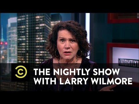 The Nightly   Lady Viagra  Susie Essman