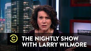 The Nightly Show - Lady Viagra - Susie Essman