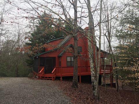 Cabin For Sale In Blairsville, Ga