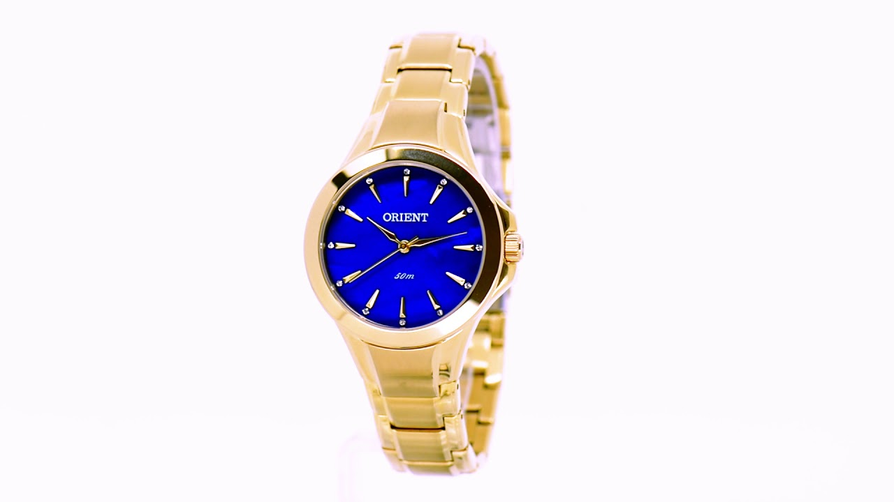 b9a32d0feb6 Relógio Orient Feminino Swarovski FGSS0084D1KX - Eclock. Eclock Relógios
