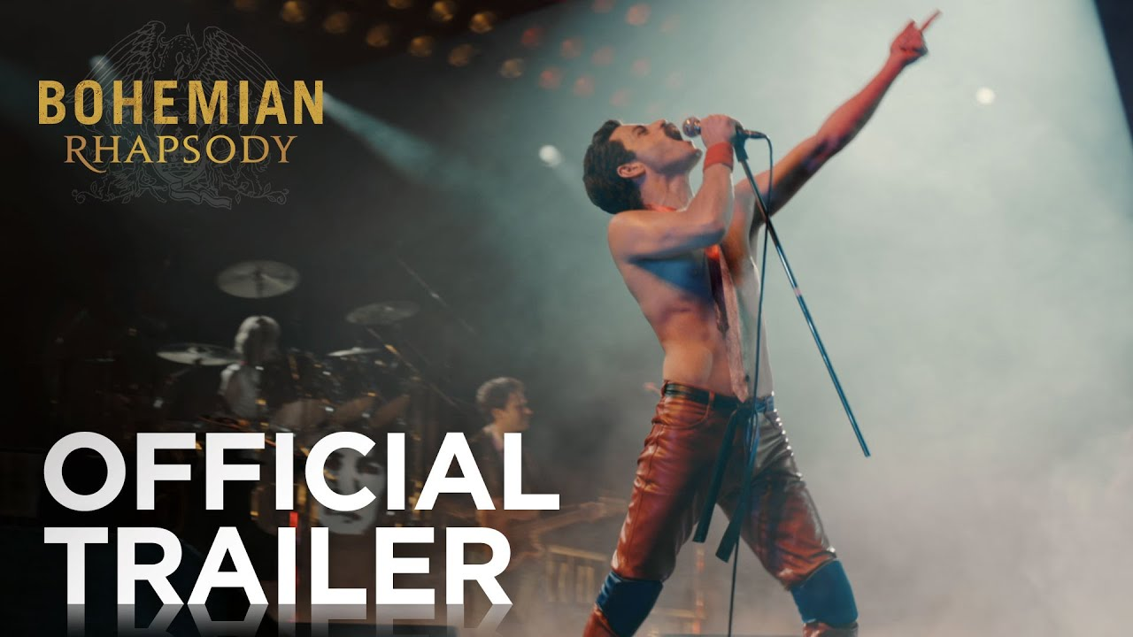 Bohemian Rhapsody Officiel Trailer 2 I 2018 Youtube