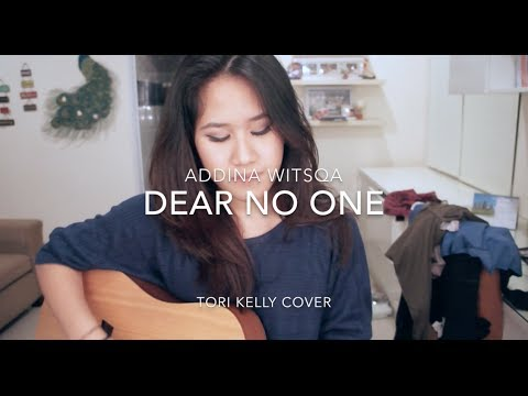 Dear No One - Witsqa (Tori Kelly Acoustic Cover)