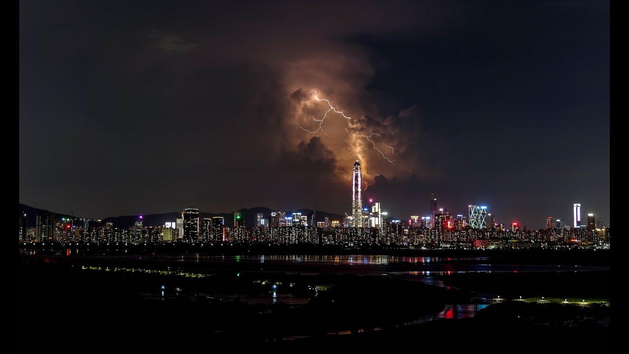 晴陰 ‧ 風雨 ‧ 雷電 @2020