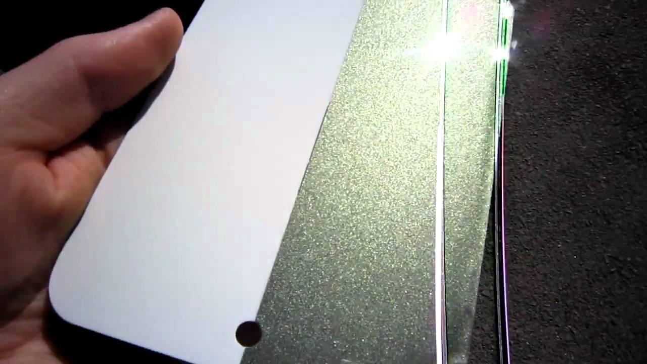 Alpine Green Metallic Paint