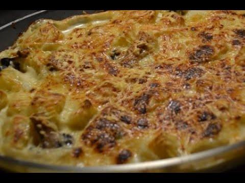 gratin-pommes-de-terre-champignons-cookeo