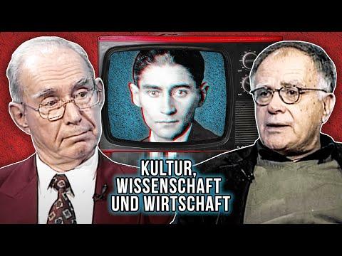 Kultur, Wissenschaft und Wirtschaft - Franz Kafka