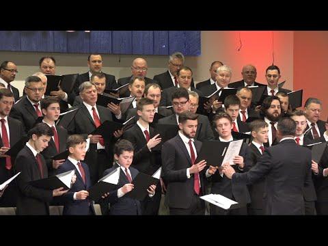 Неділя, 29 грудня 2019. Вечірнє Різдвяне Богослужіння за участю чоловічого хору.