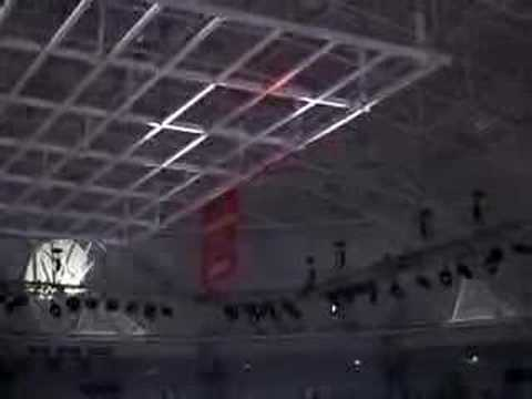 Unveiling of 2007 NCAA Mens Basketball Banner