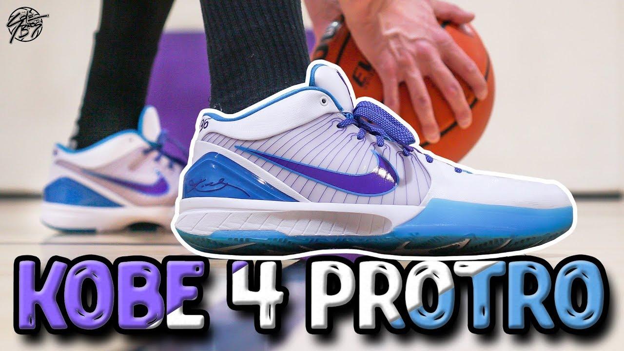 Nike Kobe 4 PROTRO Performance Review