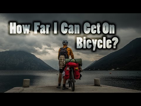 How Far I Can Get On Bicycle?