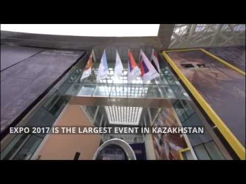 EXPO2017 Astana - The largest event in Kazakhstan