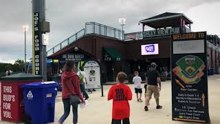Charleston RiverDogs Game 5/31/18