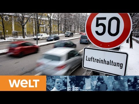Klares Urteil zu Diesel-Fahrverbote: Jetzt haben Politiker und Autoindustrie ein richtiges Problem