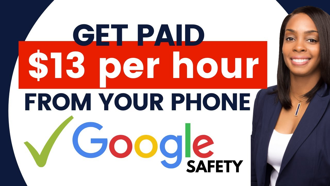 Get Paid $13/hr To Scan Offensive Content on Google  (NO EXPERIENCE)