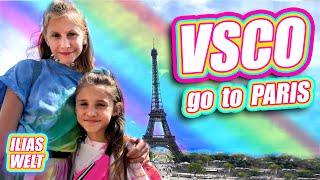 ILIAS WELT - VSCO go to Paris