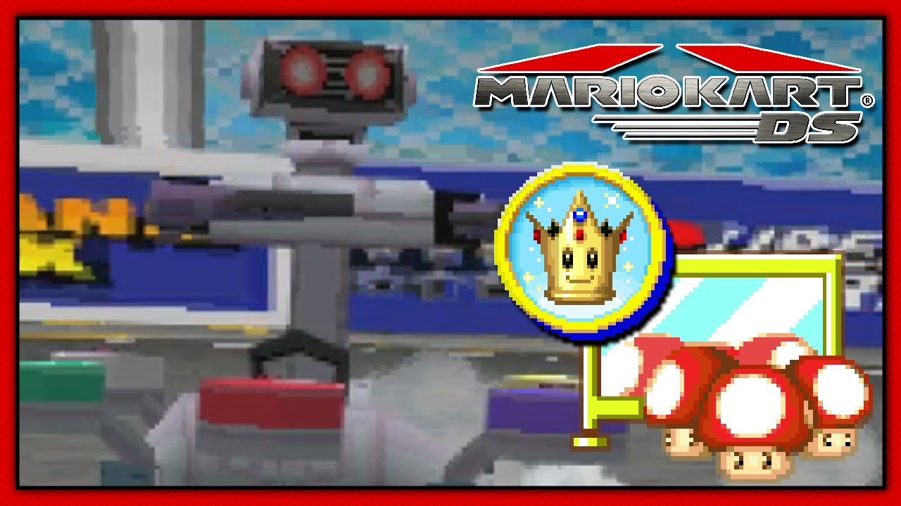 mario kart ds episode 12 mirror special cup youtube. Black Bedroom Furniture Sets. Home Design Ideas