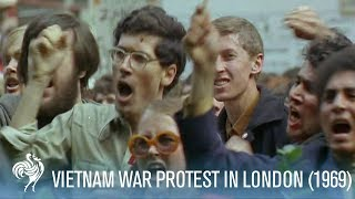 Vietnam Protests in London