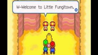 Mario & Luigi, Superstar Saga: Part 26, Little Fungitown