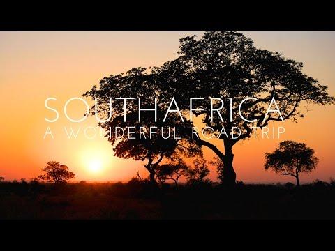 SOUTH AFRICA - A Wonderful Road Trip