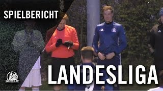 Niendorfer TSV II - Hamburger SV III (25. Spieltag, Landesliga Hammonia)