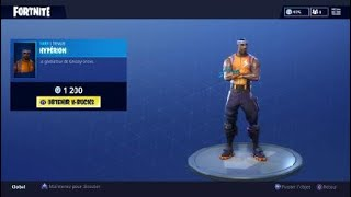PELE-HYPERION-BATTLE ROYALE DO FORTNITE