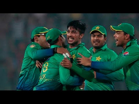 Pakistan Vs UAE l Asia Cup 2016 l Full Highlights - 2016 (29 February 2016) thumbnail