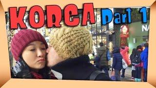 THE ONSU: Ayah Bunda Dan Thalia Goes To Korea #1