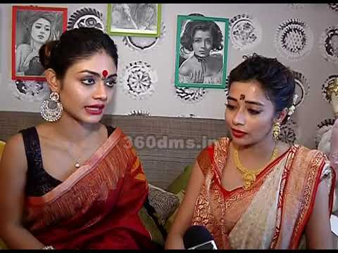 Sreejita De & Tina Dutta On Celebrating GANESH CHATURTHI In Bengali Style