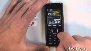 Nokia X2-00 dekodiranje pomoću koda(Postupak unosa koda prilikom dekodiranja Nokia X2-00. Dekodiranje pomoću fabričkih kodova je najbezbedniji mogući način. Ukoliko želite da dekodirate svoj ..., 2012-07-04T07:42:29.000Z)