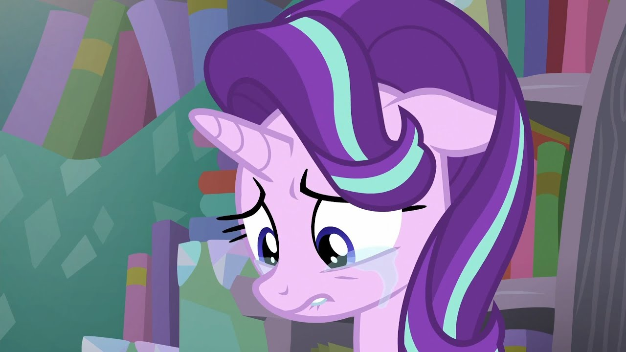 Starlight Glimmer Well You Don T Know What It Was Like