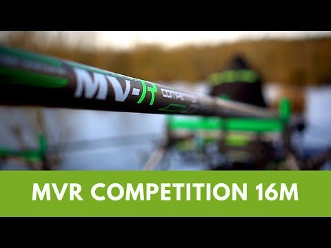 MVR Competition 16m - the best sub £1,500 pole?