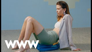 Mia Goth for The Spring Issue | Who What Wear