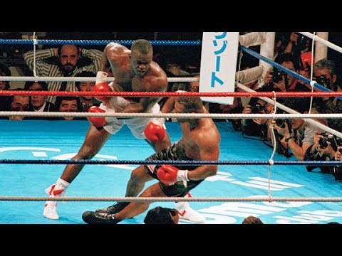 Mike Tyson first