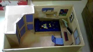 Maquetas de habitaciones de 6º E.P. Col...